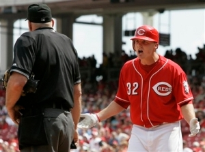 The Reds need more from Jay Bruce