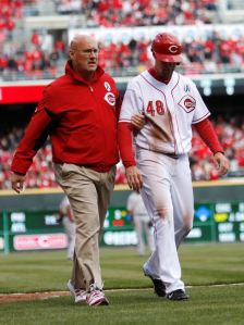 The Reds miss Ryan Ludwick