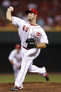 JJ Hoover and the Reds Bullpen have stepped up